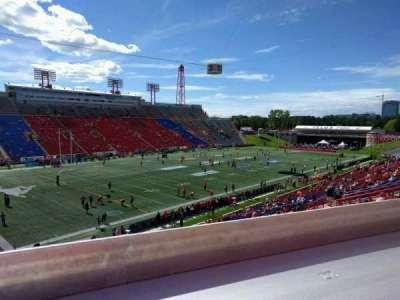 McMahon Stadium, section: x, row: 44, seat: 29
