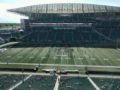 Mosaic Stadium section 538