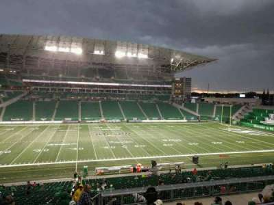 Mosaic Stadium section 316