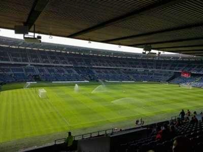 Murrayfield Stadium section E20