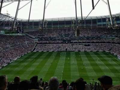 Tottenham Hotspur Stadium section 525