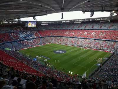 Allianz Arena section 309