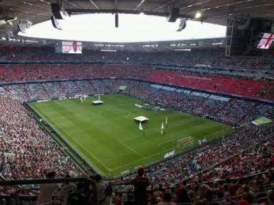 Allianz Arena section 335