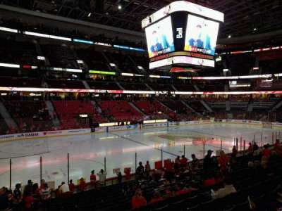 Canadian Tire Centre, section: 118, row: r, seat: 15