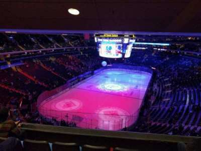 Madison Square Garden section 417