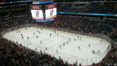 Verizon Center, section: 404, row: E, seat: 9