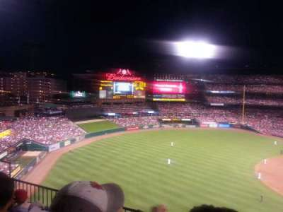 Busch Stadium section 363