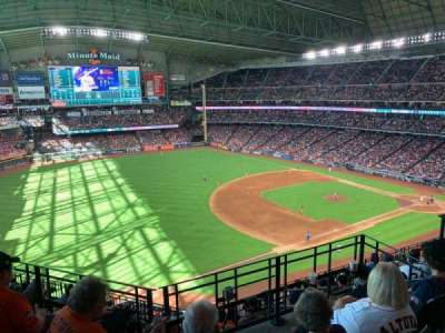 Minute Maid Park section 408