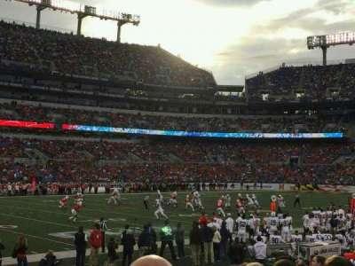 M&T Bank Stadium, section: 103, row: 11, seat: 13