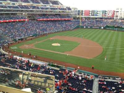 Nationals Park, section: 79, row: A, seat: 1