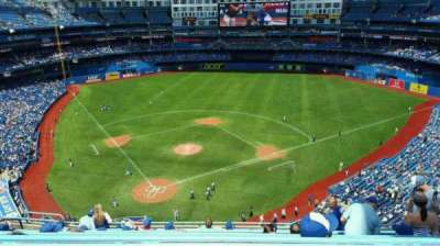 Rogers Centre section 523R