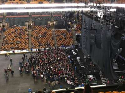 TD Garden, section: Bal 330, row: 11, seat: 14