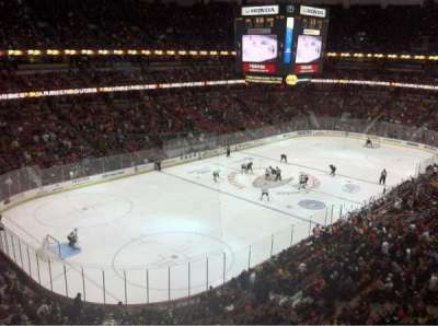 Honda Center, section: 417, row: A, seat: 10