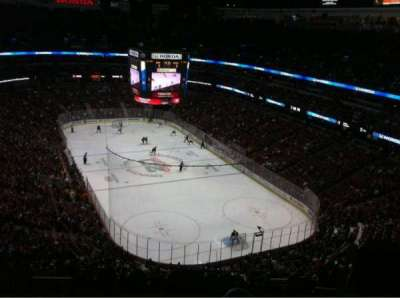 Honda Center, section: 403, row: N, seat: 11