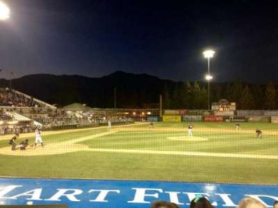 LoanMart Field, section: Super Box 11, row: J, seat: 16
