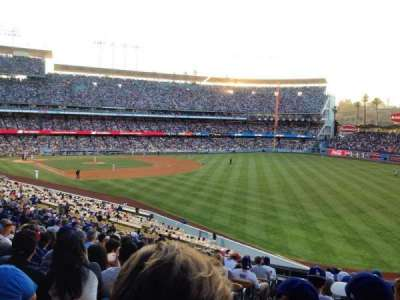 Dodger Stadium, section: 162LG, row: N, seat: 2