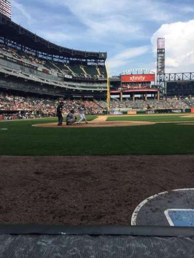 Guaranteed Rate Field section 128