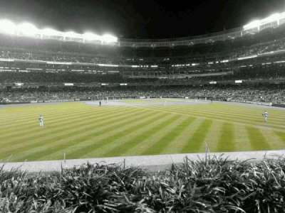 Yankee Stadium section 238
