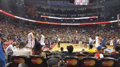 Air Canada Centre, section: 114, row: B, seat: 12