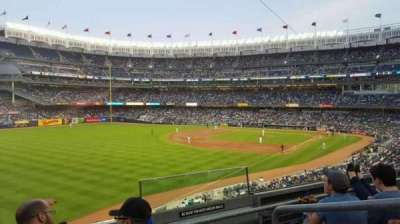 Yankee Stadium section 231