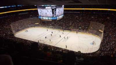 Air Canada Centre, section: 307, row: 16, seat: 9