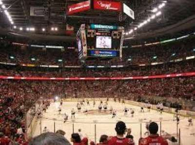 Canadian Tire Centre section 112