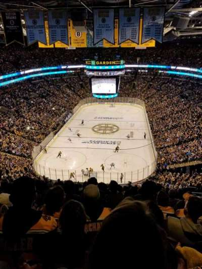 TD Garden section BAL 323