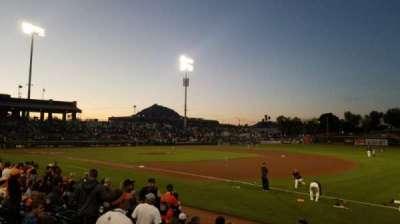 Scottsdale Stadium section 126