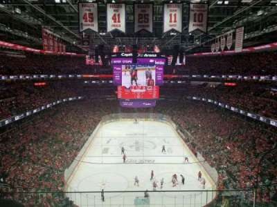 Capital One Arena section 425