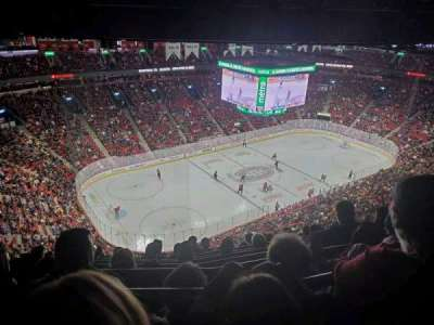 Centre Bell, section: 305, row: C, seat: 8