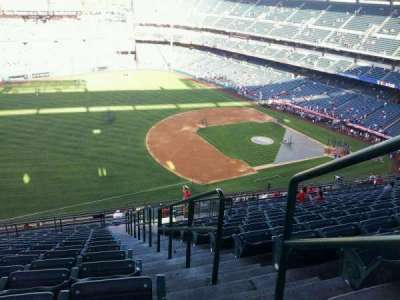 Angel Stadium, section: V510, row: p, seat: 25