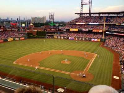 Citizens Bank Park section 323