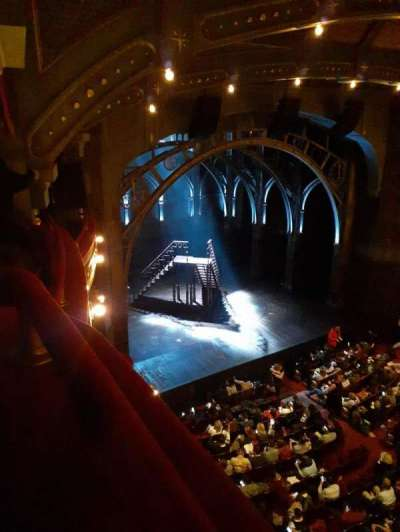 Lyric Theatre section BOXH