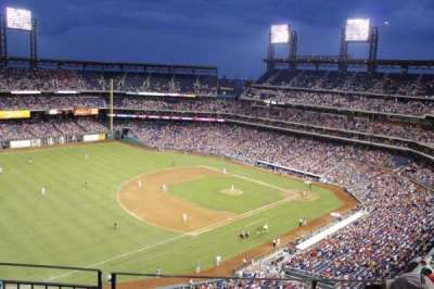 Citizens Bank Park section 431