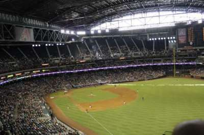 Chase Field section 301