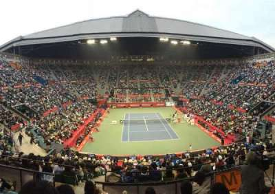 Ariake Coliseum section M