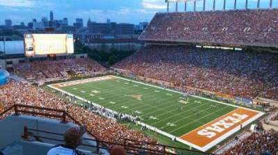 Texas Memorial Stadium section 122