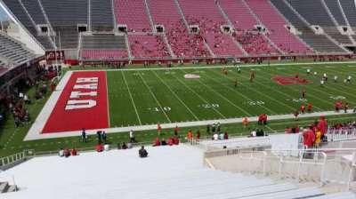 Rice-Eccles Stadium, section: E39, row: 36, seat: 18