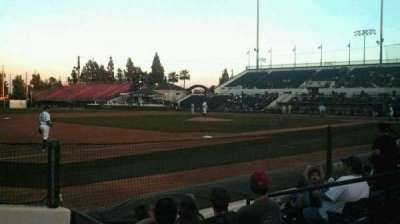 LoanMart Field, section: FB16, row: E, seat: 7