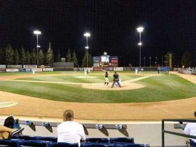 LoanMart Field, section: 4, row: F, seat: 2