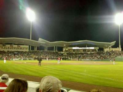 JetBlue Park, section: 115, row: 3, seat: 21