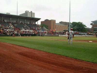 UPMC Park, section: 104, row: A, seat: 13