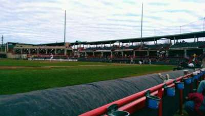 UPMC Park, section: 113, row: A, seat: 20