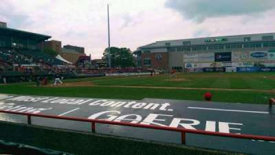 UPMC Park, section: 106, row: E, seat: 2