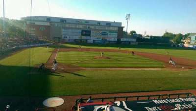 UPMC Park section 204