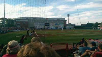 UPMC Park, section: 108, row: F, seat: 1