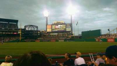 Pnc Park Section 2 Row E Seat 10