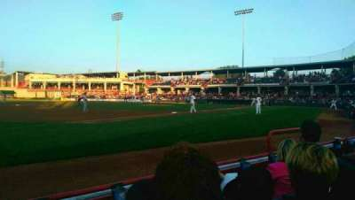 UPMC Park, section: 115, row: C, seat: 6
