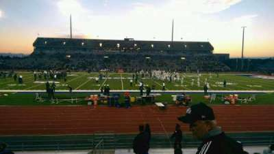 UB Stadium section 126