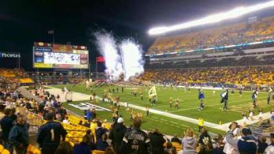 Heinz Field section 118